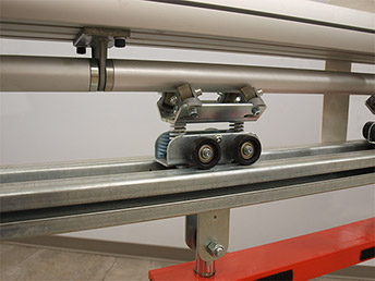 Picture of chainless conveyor