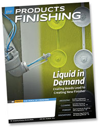 IntelliFinishing - as seen in Products Finishing Magazine