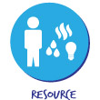 Resource Wastes Icon