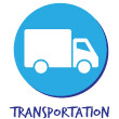 Transportation Wastes Icon