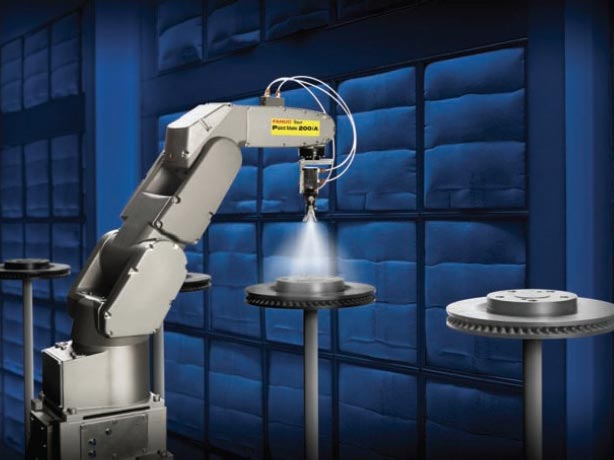 IntelliFinishing is a FANUC Robot Authorized Integrator