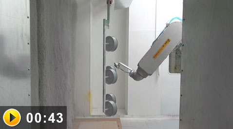 IntelliFinishing is a FANUC Robot Integrator
